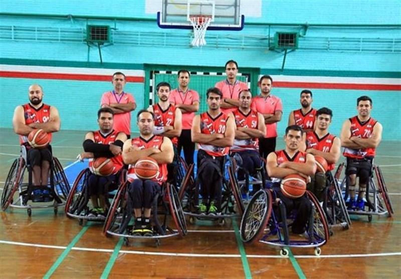 رقابت های بسکتبال با ویلچر قهرمانی دنیا 2018، تیم ایران برای نخستین بار به مقام چهارم دنیا رسید