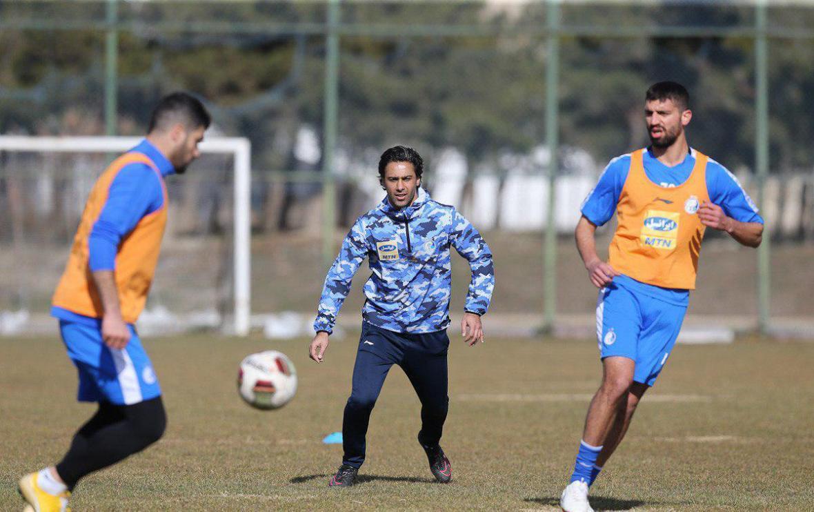 مجیدی: آمدم به استقلال کمک کنم، تیم ملی فوتبال ایران کار سختی در آسیا ندارد