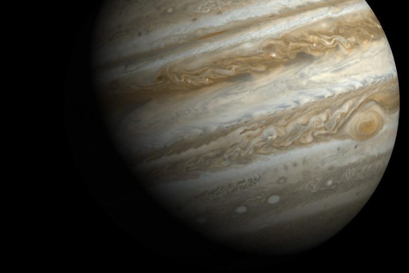 خبرنگاران گزارش مى دهد؛ حقایقى شگفت انگیز از تبدیل ستاره ای نارس به یک سیاره، یک روز در مشتری چه قدر طول می کشد؟