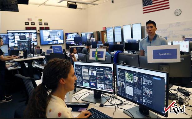 همه چیز درباره اتاق جنگ فیس بوک ، از ارتش 40 نفری تا مبارزه با خبرهای جعلی پیش از انتشار