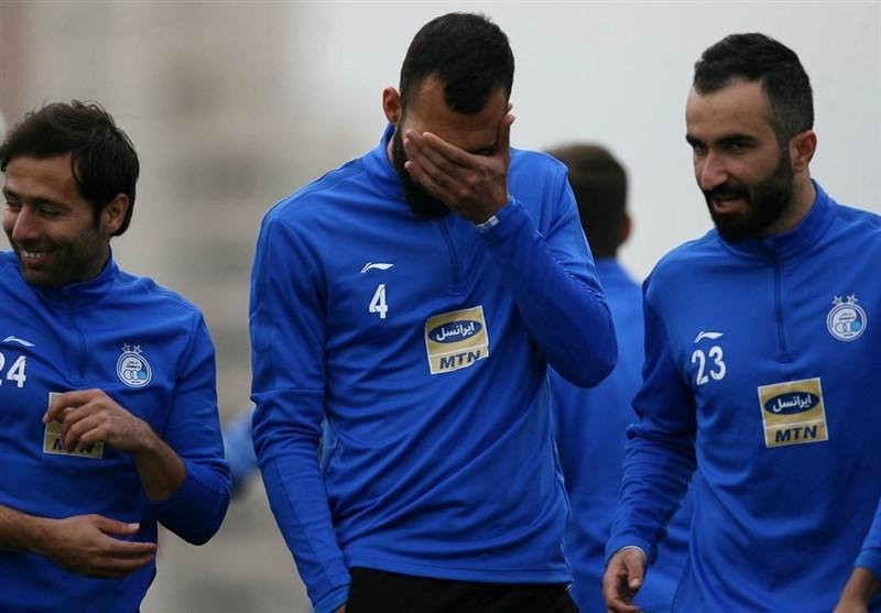 چشمی: یک سال از داوری ها صحبت کردم، اما از من انتقاد کردند، از پیشنهاد قطری ها خبر ندارم