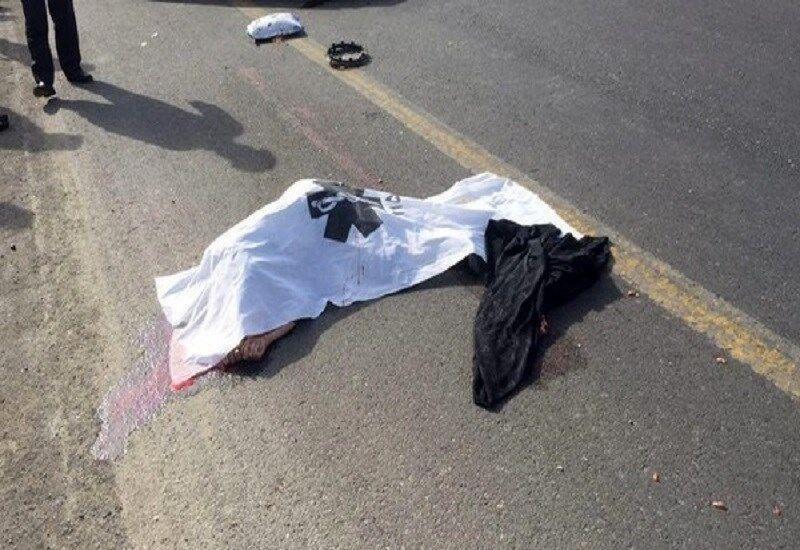 خبرنگاران 2 حادثه رانندگی در فسا یک کشته و یک مصدوم داشت