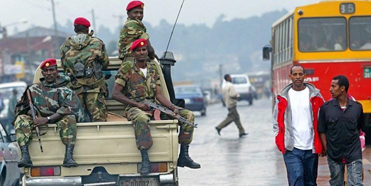 بازداشت 56 نفر در اتیوپی در ارتباط با کودتای نافرجام