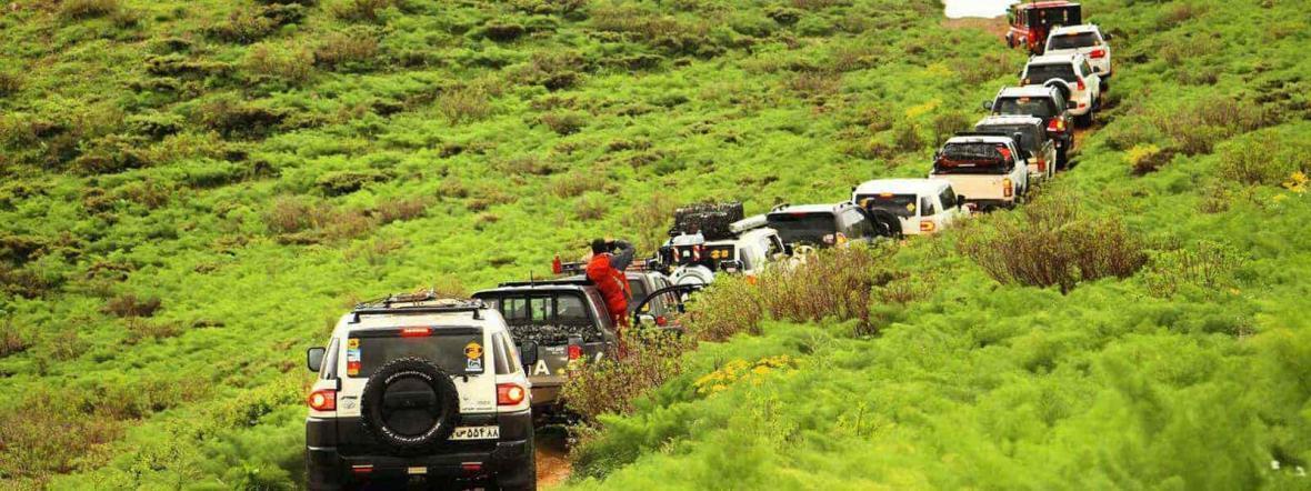 اعتراض سازمان جنگل ها به میراث فرهنگی ، رالی آفرود در جنگل های ثبت جهانی هیرکانی لغو شد