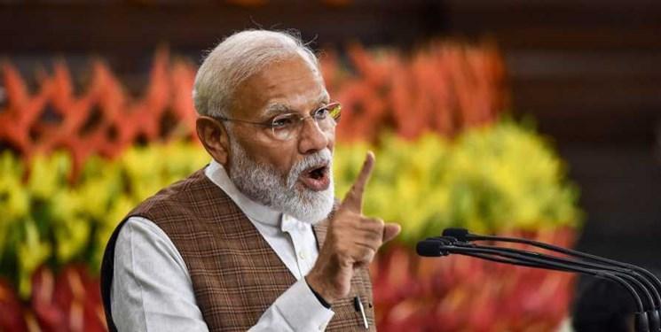 نخست وزیر هند لغو بندهای مربوط به خودمختاری جامو و کشمیر را رسما بیان کرد