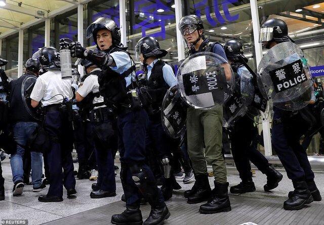 هشدار آمریکا به شهروندانش درباره سفر به هنگ کنگ